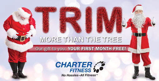 Charter Fitness | December Special