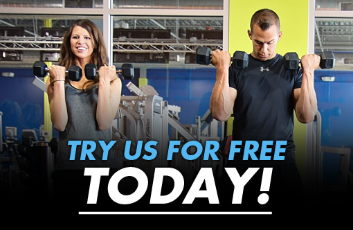 Charter Fitness | Try Us For Free Today!