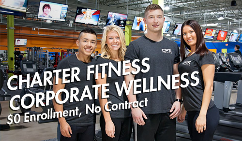 Charter Fitness Corporate Wellness